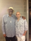 w/ the great Randy Weston