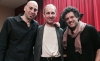 w/ Joe La Barbera & Lorin Cohen after our trio performance in Riverside, CA
