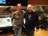 w/ Rich Breen at CRC Studios Chicago