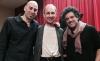 w/ Joe La Barbera & Lorin Cohen after our trio performance in Riverside, CA
