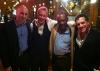 Joe Locke Quartet at Kitano NYC (RC, JL, Victor Lewis, Lorin Cohen)